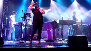 Zero 7 - The Pageant Of The Bizarre - Live HD