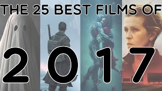 The 25 Best Films of 2017 - A Movie Countdown
