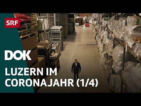 Luzern in Zeiten des Coronavirus - Die wirtschaftlichen Folgen von Covid-19 (1/4) | Doku | SRF DOK