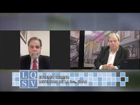 Lo que se viene - Programa periodístico semanal de Héctor Ruiz - Cablevideo (13-08-2020)
