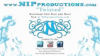 Rhythmic Electronic Beat 'Twisted' (NIPproductions.com)