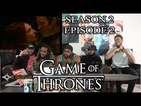 Game of Thrones Season 2 Episode 2 Reaction/Review