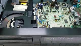 Test cd VICTOR XL-Z511