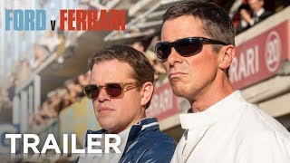 "NEW MOVIE ALERT: ""FORD v FERRARI"" 