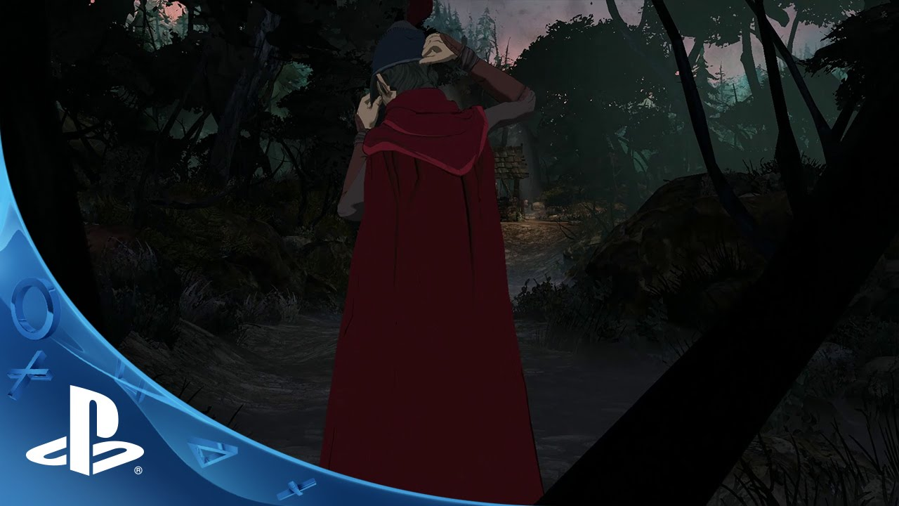 Adventures New and Old: King's Quest for PS4, PS3