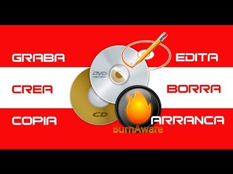 El mejor programa Graris para Grabar - Quemar cd-dvd - iso a disco - disco a iso + 4 Wallpaper