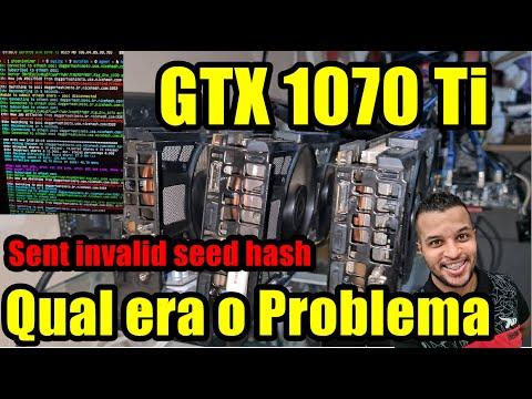 Gtx 1070 Ti, Não Minerava as 5