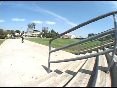 Amy Caron Skateboarding (2001-2003)