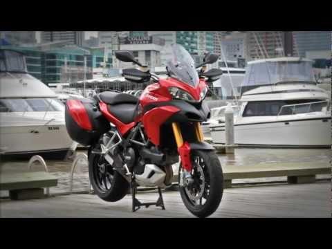 Ducati Multistrada 1200 S Review