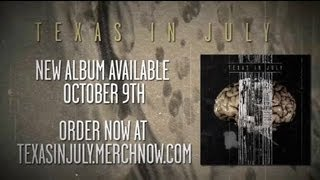 "Texas In July ""Cry Wolf"" Lyric Video"