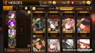 Seven Knights: Must have Team for Beginners