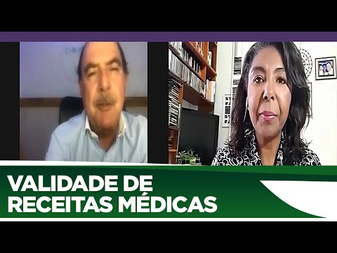 Dr. Zacharias Calil defende prorrogação da validade de receitas médicas durante pandemia - 02/04/20