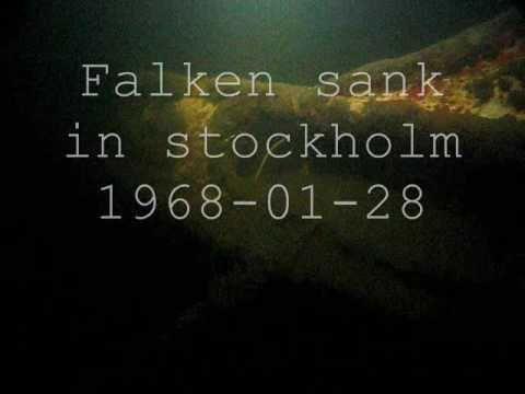 Falken, Wracktauchen,Schweden