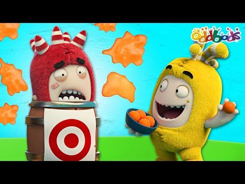 Oddbods | NEW | Carnival Conundrum | Funny Cartoons For Children