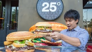 25 Degrees Burger Bar, Bangkok