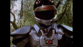 Power Rangers Turbo - The Phantom Phenomenon - Phantom Ranger's Ship