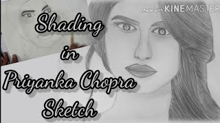 How to do Shade in Priyanka Chopra Face part -2