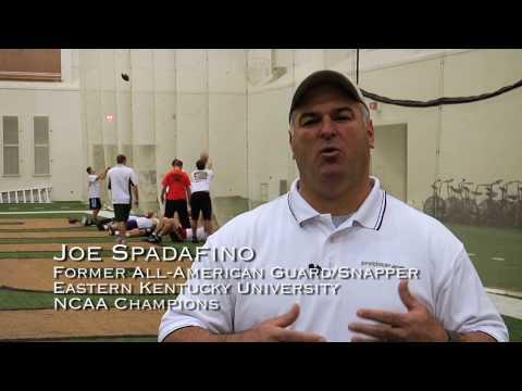 Joe Spadafino - Long Snapping Coach on Prokicker.com Snapping Camps