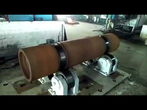 Horizontal Centrifugal Casting Machine
