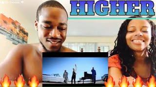 DJ KHALED   HIGHER  Ft. NIPSEY HUSSLE, JOHN LEGEND (OFFICIAL MUSIC VIDEO) REACTION REVIEW