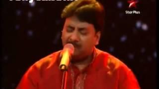 """Aaoge Jab Tum """"Unplugged"""" by Ustad Rashid Khan - YouTube"""