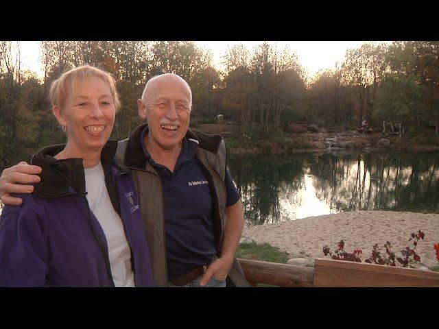Aquascape Pond Squad - Dr. Pol Pond Build - Episode 7