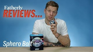 Sphero Bolt Robot Review and Unboxing