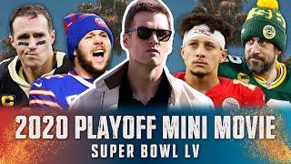 Mini película de la NFL de los Playoffs 2020: ¡De las heroínas tardías de Henne al séptimo anillo de Brady!