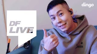 Gambar cover 로꼬 (Loco) - 오랜만이야 (It's been a while) (Feat. Zion.T) / [DF LIVE]