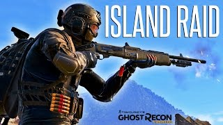 FAST-PACED TIMED ISLAND RAID CHALLENGE! - Ghost Recon Wildlands