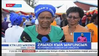 Wafungwa katika gereza la Lang'ata wapewa zawadi za krismasi