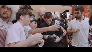 "Anatomy of UFC 242 - Khabib Nurmagomedov vs Dustin Poirier: Episode 2 ""Fighters and Fans Meet"""