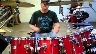 Rick Drum 5 4 13 Darius Rucker Forever Road