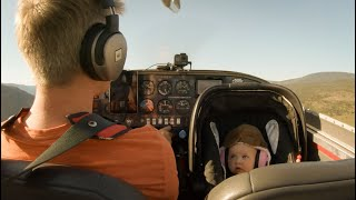 RV Aircraft Video - Daddy Daycare: Flight School