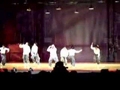 2006 Hip Hop International- Silver Medal USA