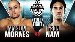 WSOF 2 - Marlon Moraes vs. Tyson Nam Full Fight