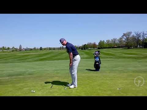 "Create a ""T"" to Have a More Consistent Putting Stroke"