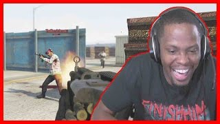 WE GOTTA STEP UP TEAM!! - GTA 5 Online PS4   Twitch Subscriber Lobby Part 49