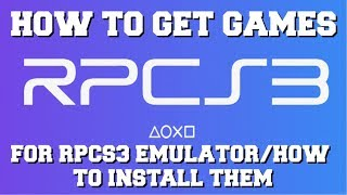 rpcs3 emulator download for pc - TH-Clip