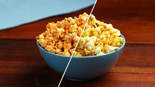 Flavored Popcorn That Will Upgrade Your Movie Night • Tasty