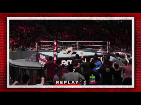 FWF Climax Rumble (30-Man)
