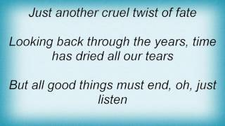 911 - Our Last Goodbye Lyrics