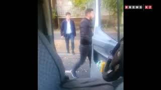 Мужчина избил водителя скорой помощи в Алматы