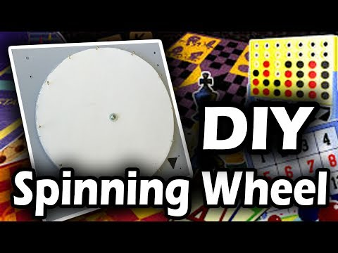 Download DIY Spinning Wheel Tutorial HD Video