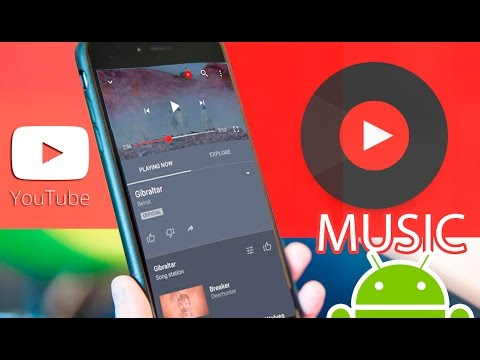 Video YOUTUBE MUSIC Gratis | Vídeos, Música en Streaming | Tu Android Personal