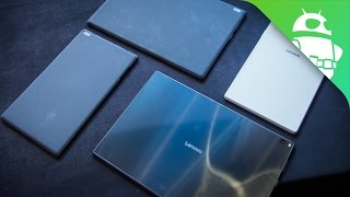 Lenovo Tab 4 8 and 10 Plus Hands On at MWC 2017
