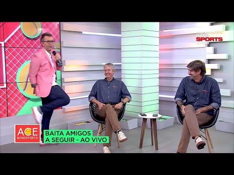 CRAQUE NETO BRINCA SOBRE AS MANIAS DE RAFAEL NADAL: