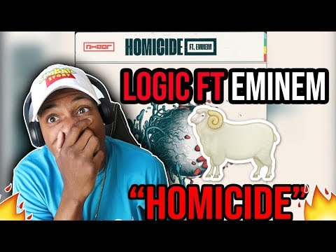 Logic - Homicide ft. Eminem (BAR VS BAR)