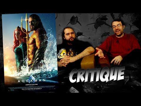 Download Critique - AQUAMAN - Avec ET sans Spoil (spoilers à partir de 14 min) Mp4 HD Video and MP3