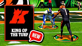 """BRAND NEW GAME MODE COMES TO MADDEN 22! - """"KING OF THE TURF"""""""